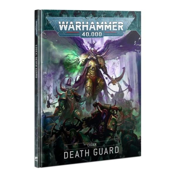 Warhammer 40K - Codex - Death Guard (2021)