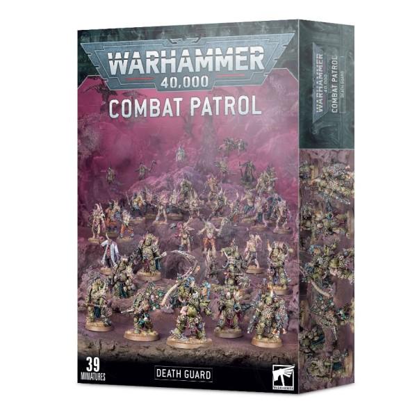 Warhammer 40k - Death Guard - Combat Patrol