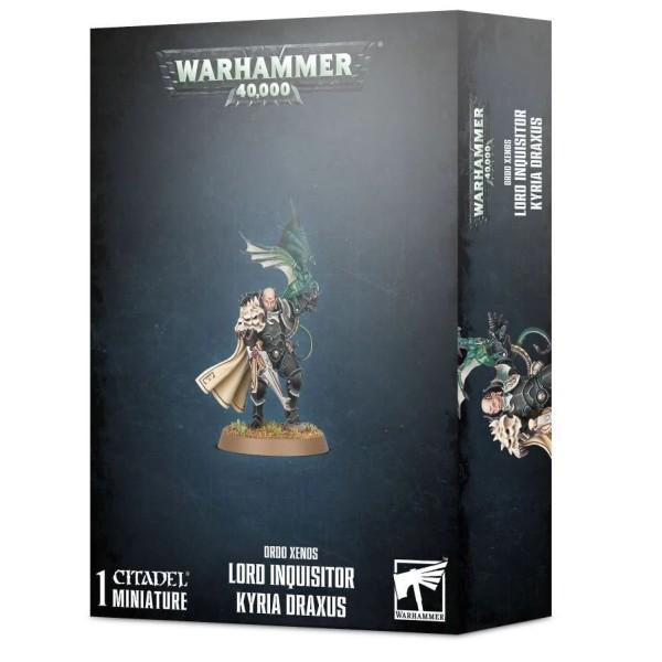 Warhammer 40K - Ordo Xenos - Lord Inquisitor Kyria Draxus