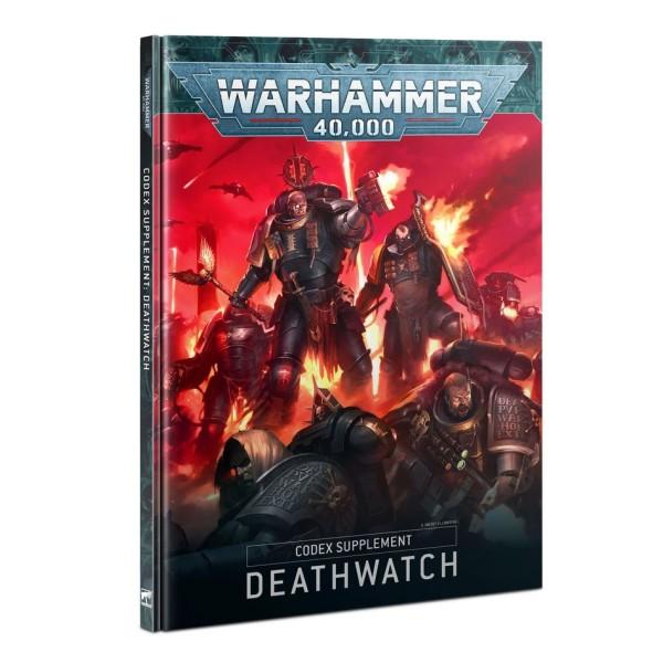 Warhammer 40K - Codex - Deathwatch (2020)
