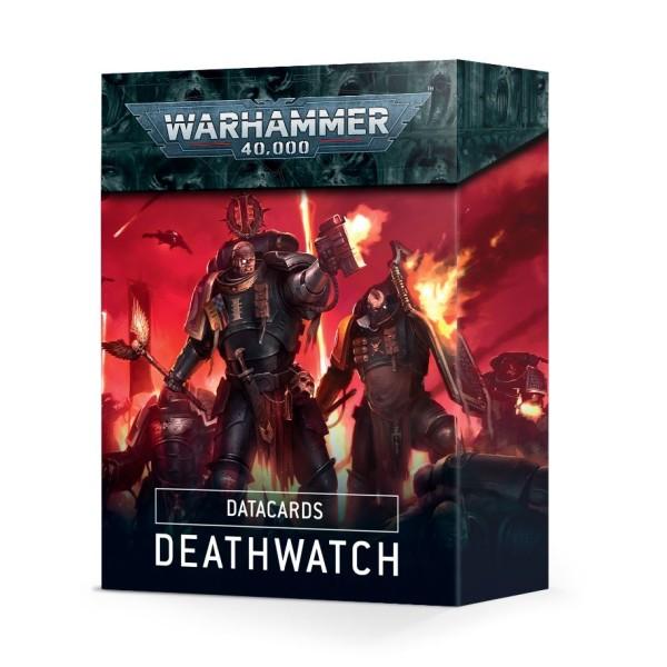 Warhammer 40K - Data Cards - Deathwatch