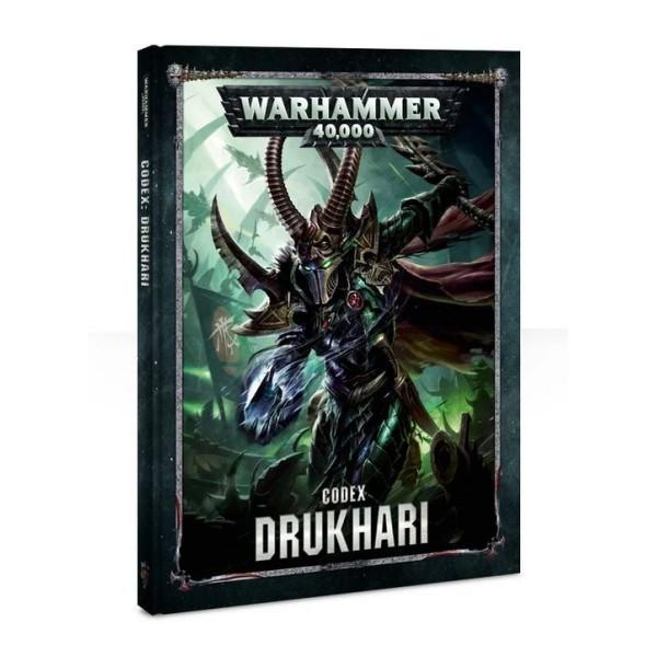 Warhammer 40K - Codex - Drukhari (2021)