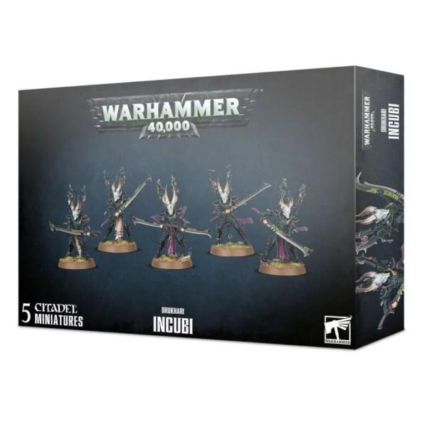 Warhammer 40K - Drukhari - Incubi