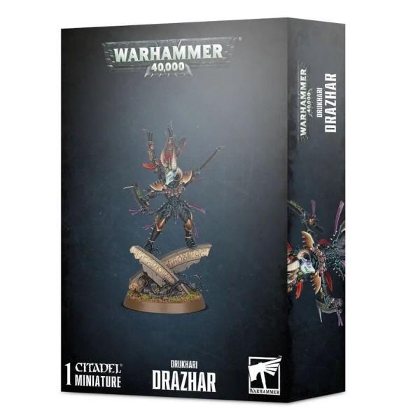 Warhammer 40K - Drukhari - Drazhar