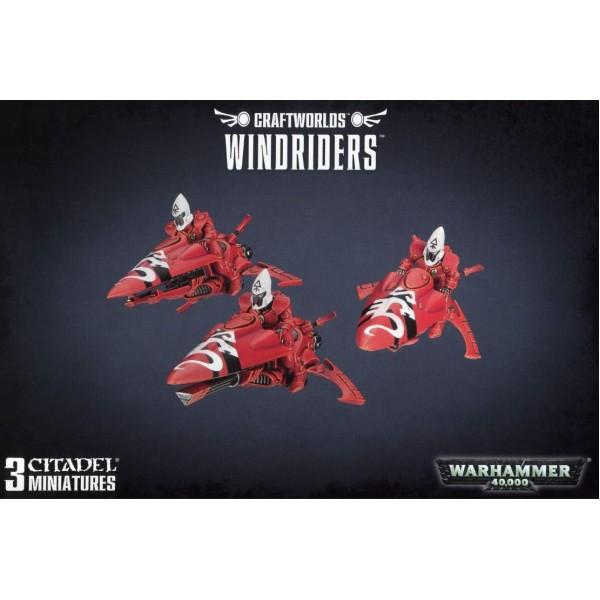Warhammer 40k - Craftworlds - Windriders