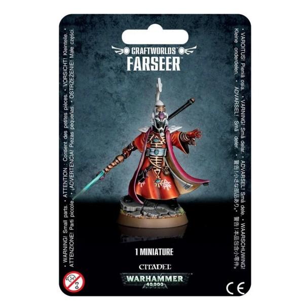 Warhammer 40k - Craftworlds - Farseer (2017)