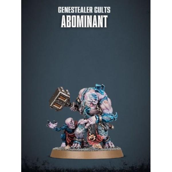 Warhammer 40K - Genestealer Cults - Abominant