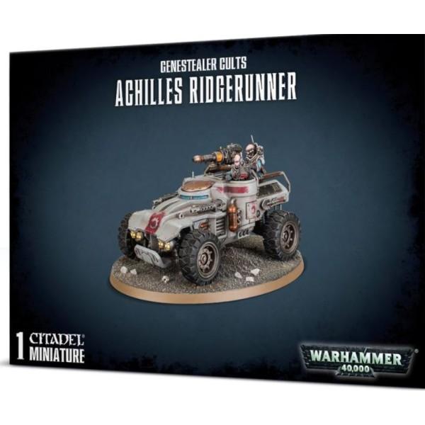 Warhammer 40K - Genestealer Cults - Achilles Ridgerunner