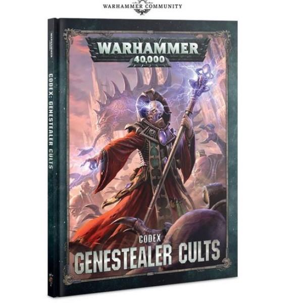 Warhammer 40K - Codex - Genestealer Cults