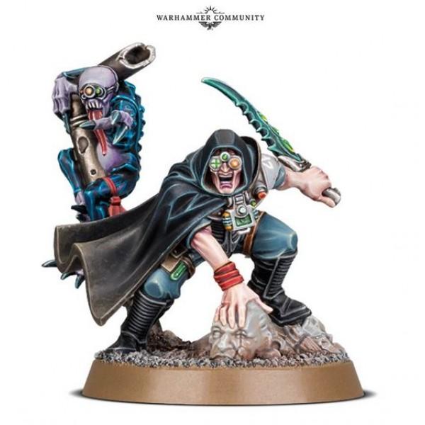 Warhammer 40K - Genestealer Cults - Sanctus