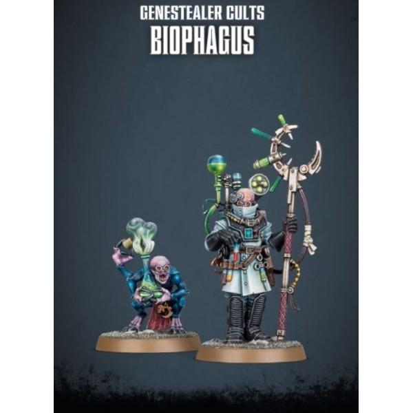 Warhammer 40K - Genestealer Cults - Biophagus