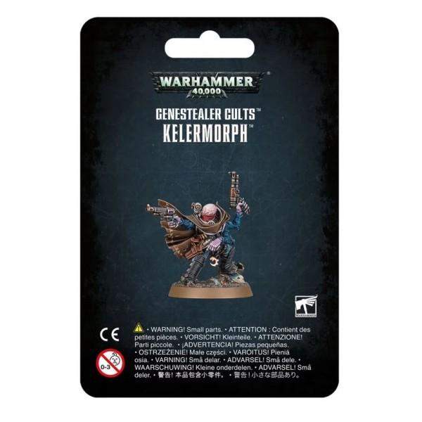 Warhammer 40K - Genestealer Cults - Kelermorph