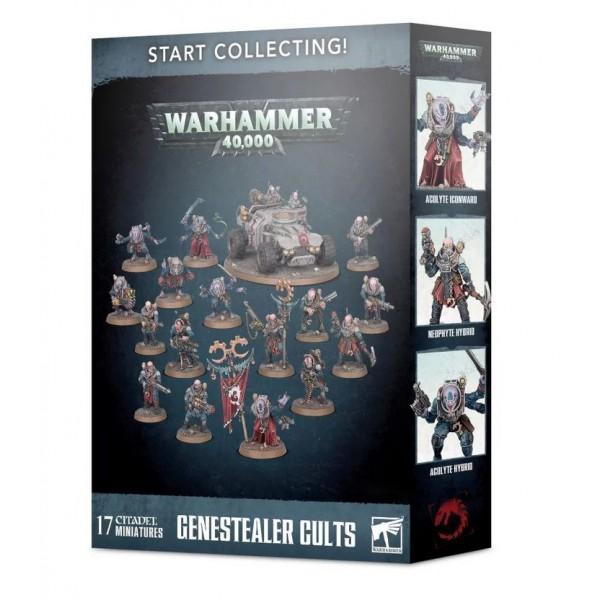 Warhammer 40K - Genestealer Cults - Start Collecting