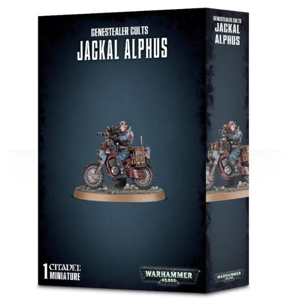 Warhammer 40K - Genestealer Cults - Jackal Alphus