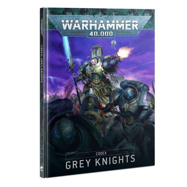 Warhammer 40k - Grey Knights: Codex (2021)