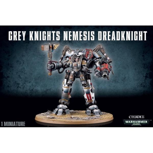 Warhammer 40k - Grey Knights: Nemesis Dreadknight