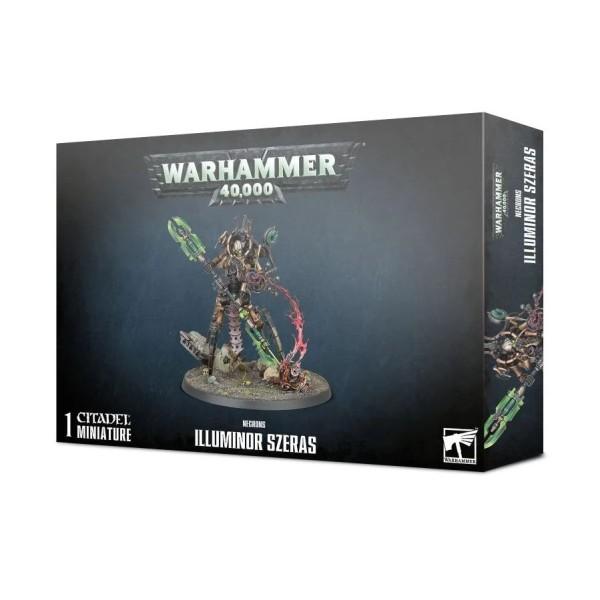 Warhammer 40k - Necrons - Illuminor Szeras