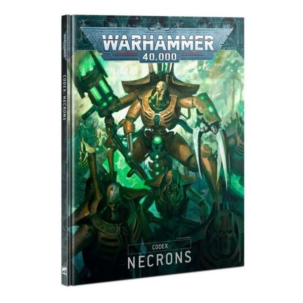 Warhammer 40k - Codex - Necrons (2020)