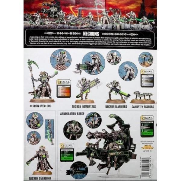 Warhammer 40k - Necrons - Start Collecting