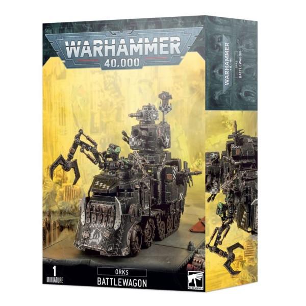 Warhammer 40k - Orks - Battlewagon (2021)