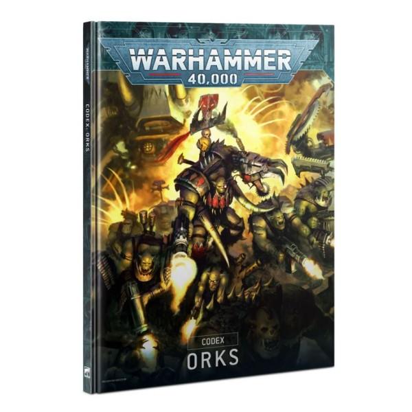 Warhammer 40k - Codex - Orks (2021)