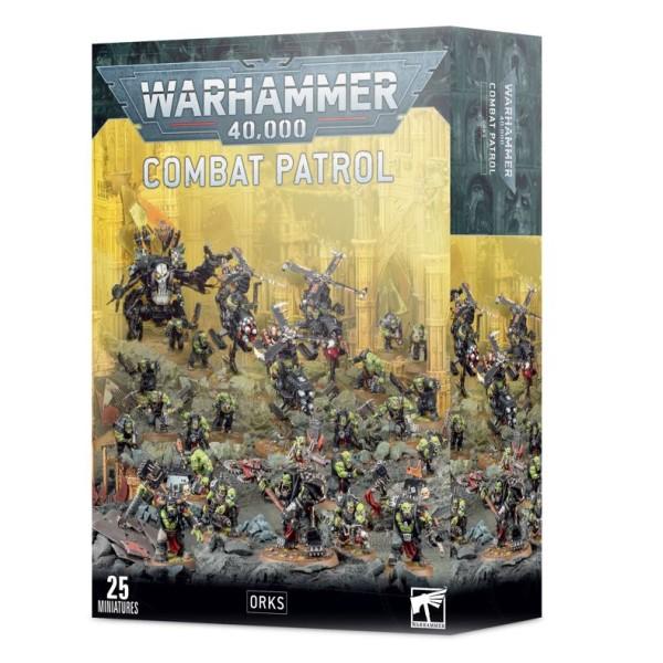 Warhammer 40k - Orks - Combat Patrol (2021)