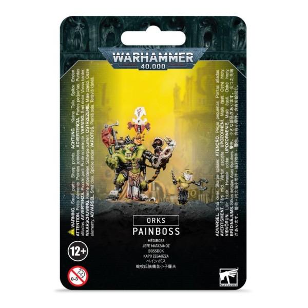 Warhammer 40k - Orks - Painboss