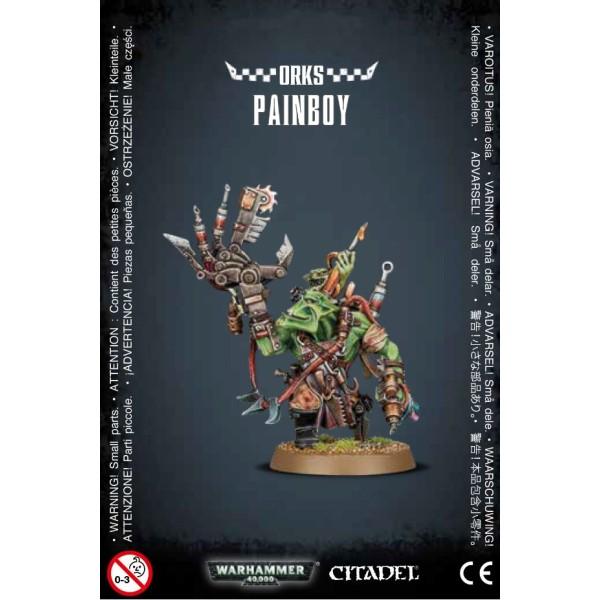 Warhammer 40k - Orks - Ork Painboy