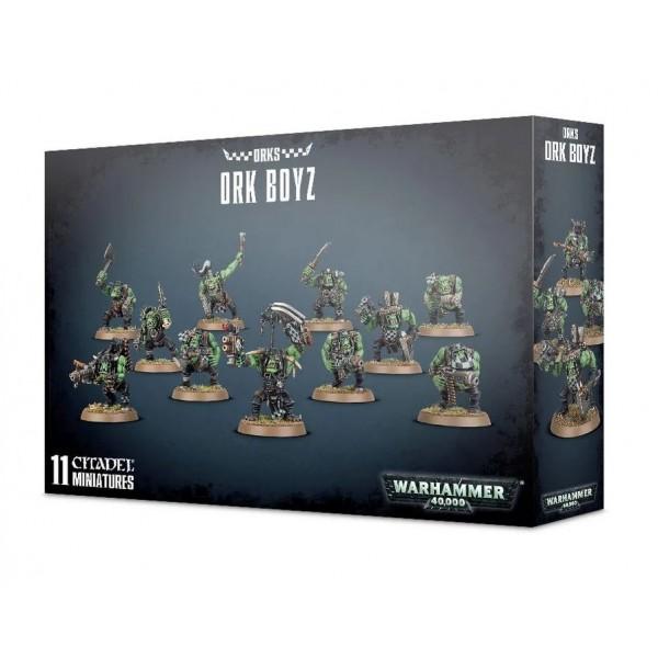 Warhammer 40k - Orks - Boyz