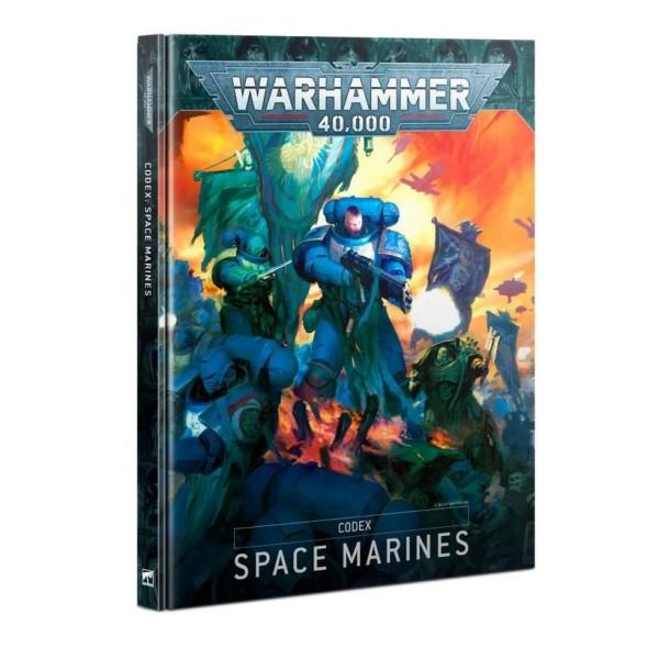 Warhammer 40k - Codex: Space Marines (2020)