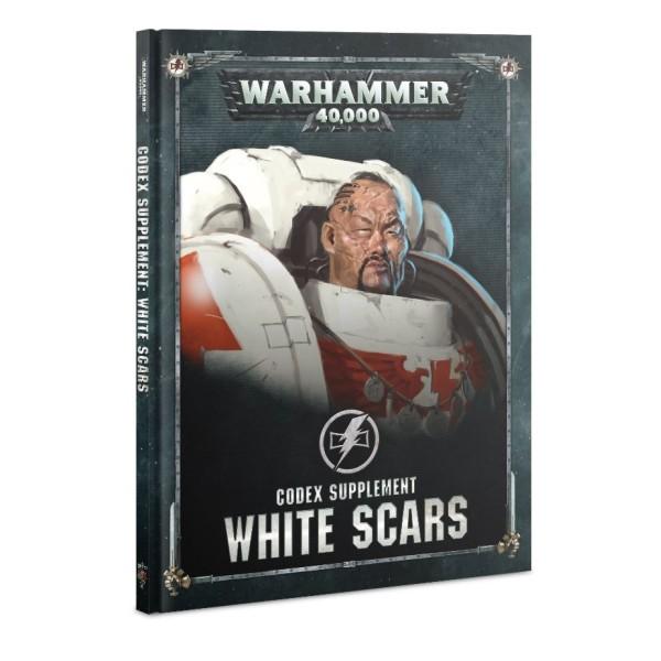Warhammer 40K - Codex Supplement - White Scars (2019)