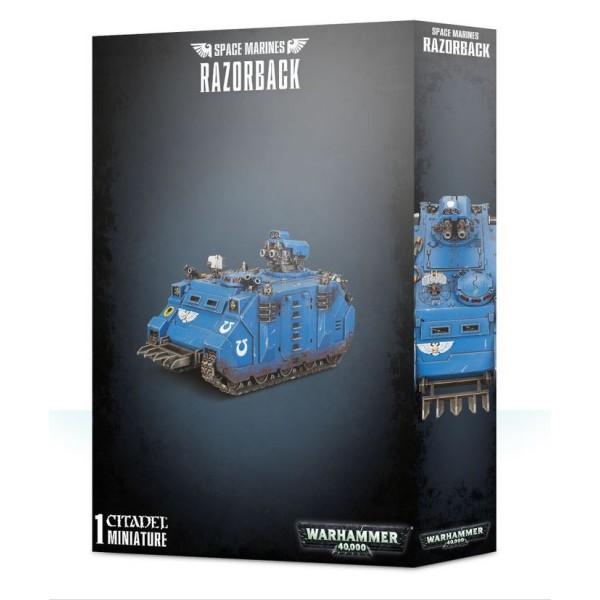 Warhammer 40k - Space Marines - Razorback / Rhino (2019)