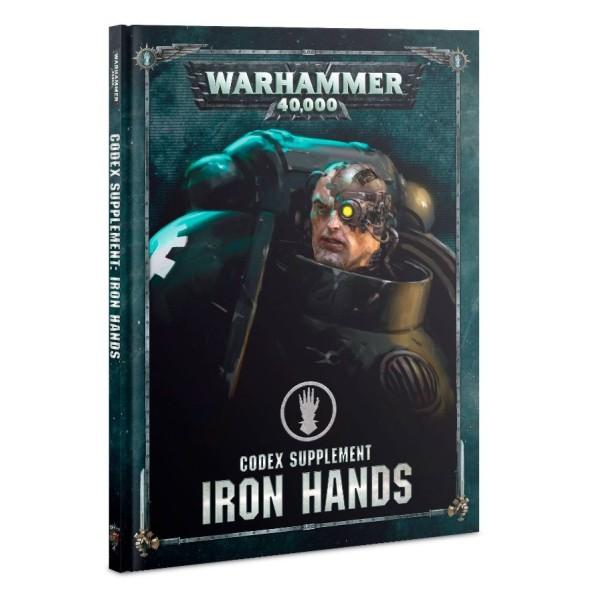 Warhammer 40K - Codex Supplement - Iron Hands (2019)
