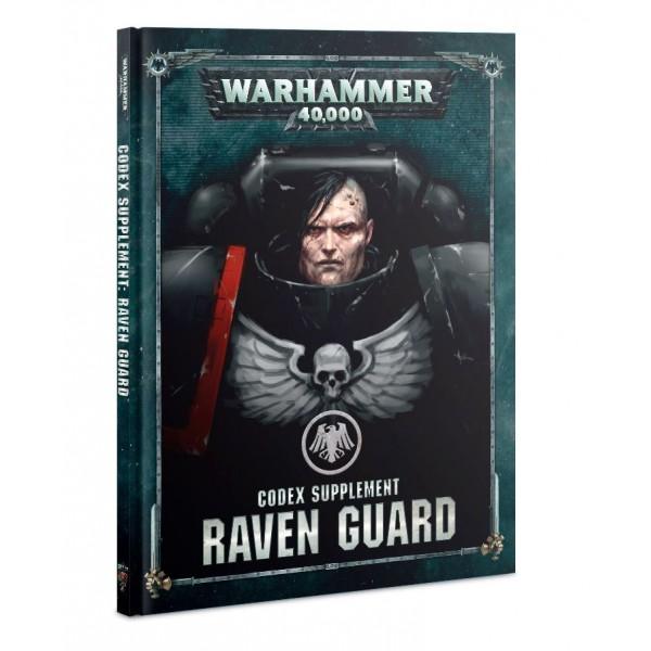 Warhammer 40K - Codex Supplement - Raven Guard (2019)