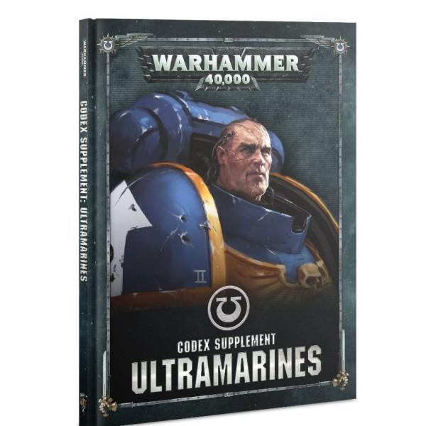Warhammer 40K - Codex Supplement - Ultramarines (2019)