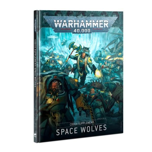 Warhammer 40k - Codex - Space Wolves (2020)