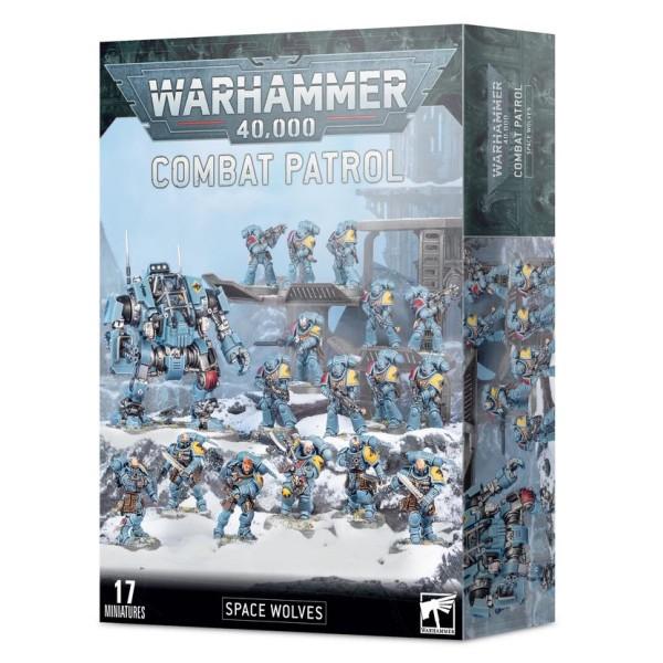 Warhammer 40K - Space Wolves - Combat Patrol