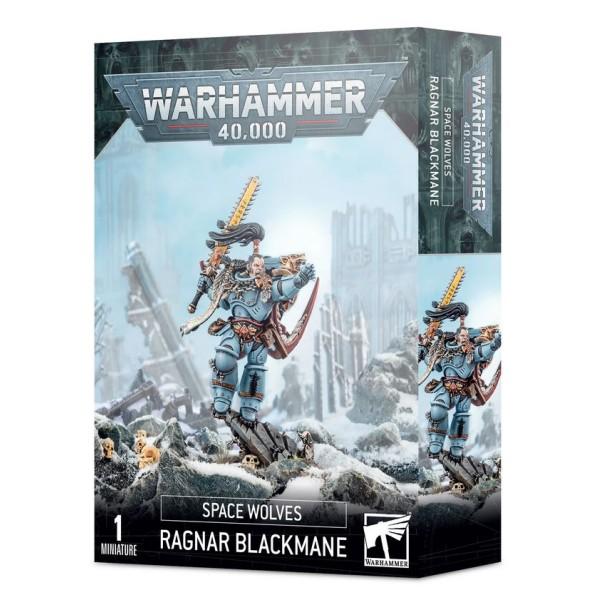 Warhammer 40k - Space Wolves - Ragnar Blackmane