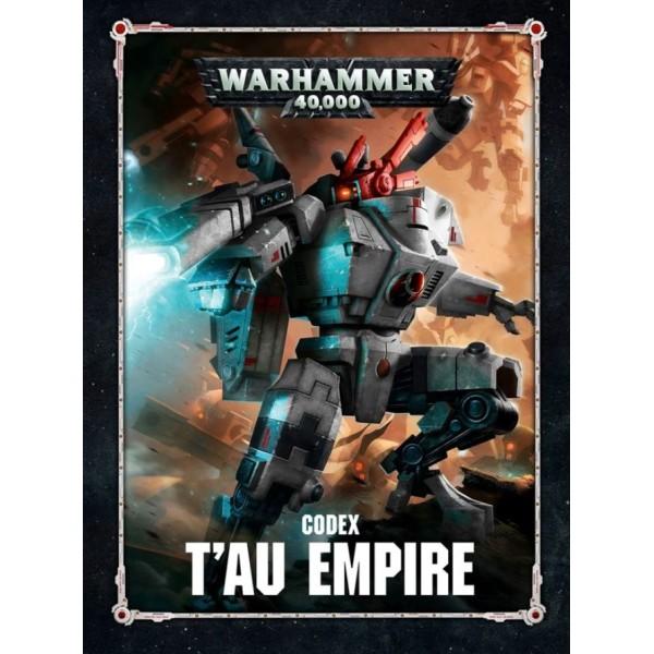 Warhammer 40k - Codex - Tau Empire 2018