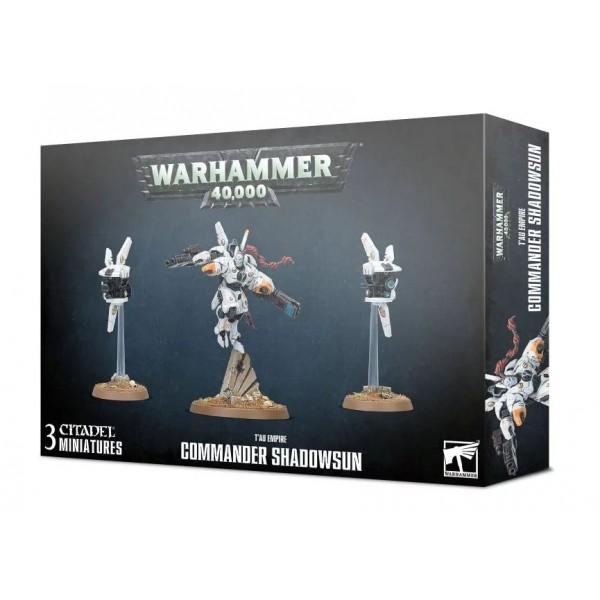 Warhammer 40k - Tau Empire - Commander Shadowsun