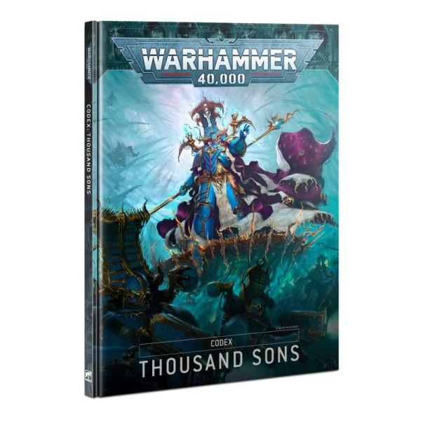 Warhammer 40K - Codex - Thousand Sons (2021)