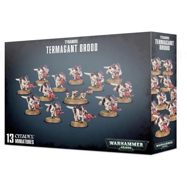 Warhammer 40k - Tyranids - Termagant Brood