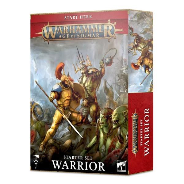 Age Of Sigmar - Starter Set - Warrior
