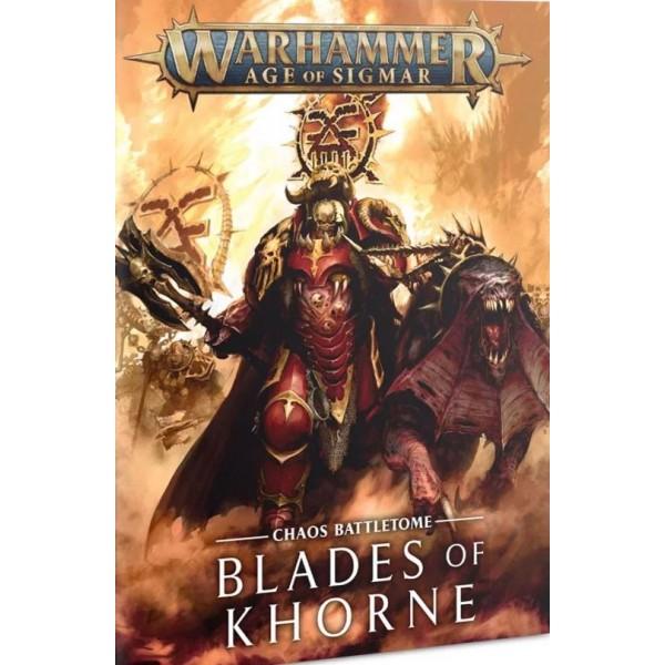 Age Of Sigmar - Battletome - Blades of Khorne
