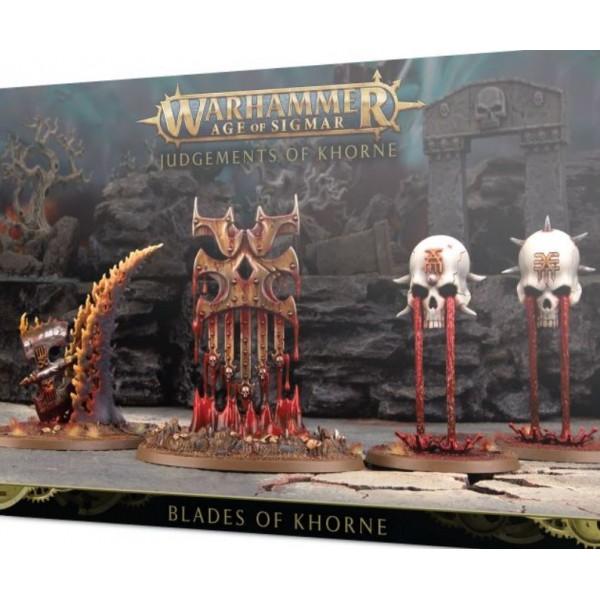 Daemons of Chaos - Blades Of Khorne - Judgements of Khorne