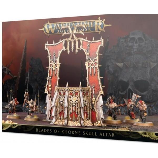 Daemons of Chaos - Blades Of Khorne - Skull Altar