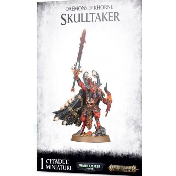 Daemons of Chaos - Skulltaker of Khorne