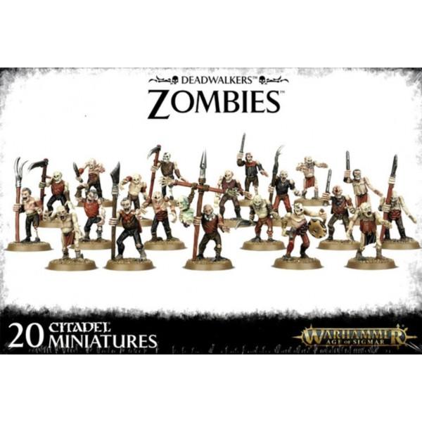 Age Of Sigmar - Deadwalkers  - Zombies