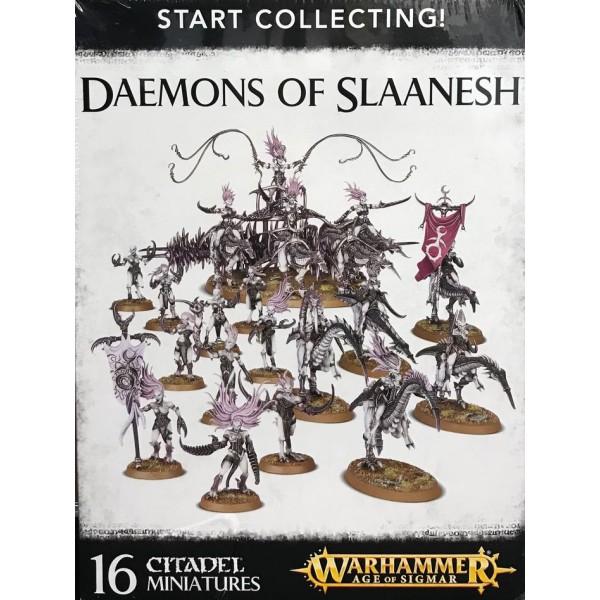 Age of Sigmar - Daemons of Slaanesh - Start Collecting