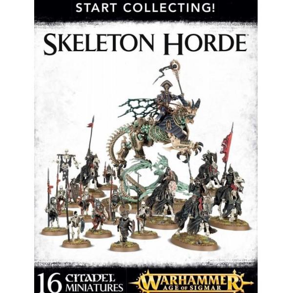 Age of Sigmar - Skeleton Horde - Start Collecting